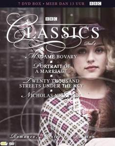 BBC Classics Collection - 4 Mini-Series (Vol. 4) - 7-DVD Box Set (DVD)